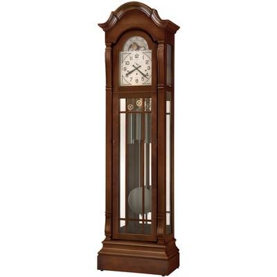 Howard Miller 611288 Howard Miller Roderick Iv Floor Clock 611288 Cherry Bordeaux