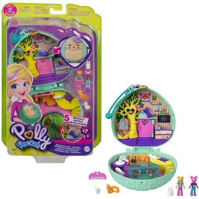Polly Pocket Hedgehog Cafe Compact