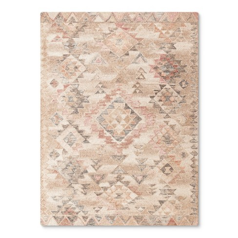 X Area Rug Solana Gray Threshold Target