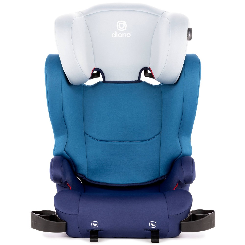 Image of Diono Cambria 2 Booster Car Seat - Blue