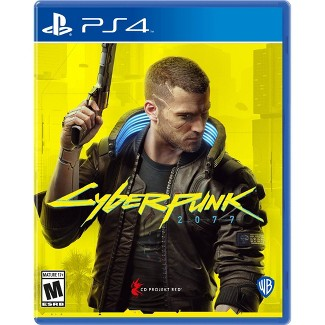 Cyberpunk 2077 - PlayStation 4 : Target