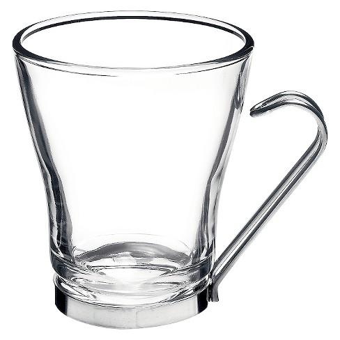 Bormioli Rocco Oslo Cappuccino Cup 7.5oz Set of 4 - image 1 of 1