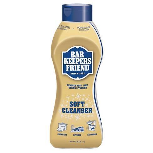 Bar Keepers Friend Liquid Cleanser 26