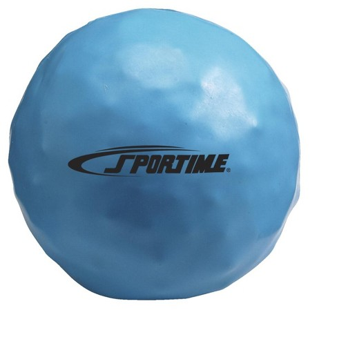 Sportime Yuck-E-Medicine Ball, 3 Pounds, Blue - image 1 of 1