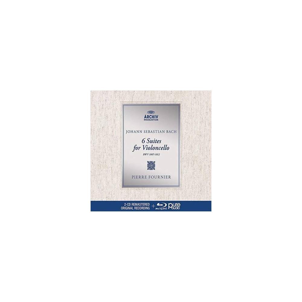 Pierre Fournier - Bach:Cello Suites (CD)