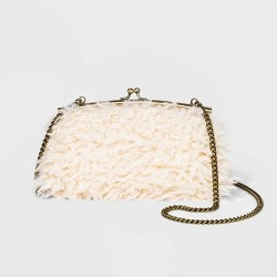 Women's Kisslock Wallet On A String Coin Purse - Universal Thread™