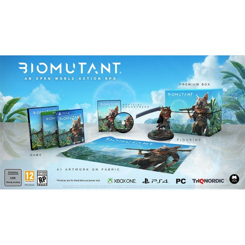 Biomutant: Collector's Edition - PlayStation 4 - image 1 of 1