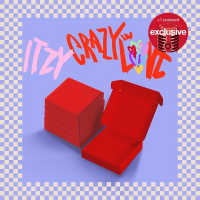 ITZY - Crazy In Love (Target Exclusive, CD)