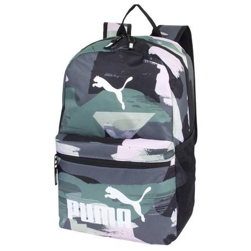 "Puma 18.5"" Backpack - Pink Camo - image 1 of 4"
