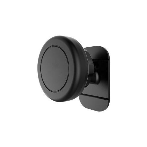 Car Mount Holder, by Valor 360 degree Rotation Magnetic Car Mount Holder For Cell Phone Smartphone GPS- Black - image 1 of 1