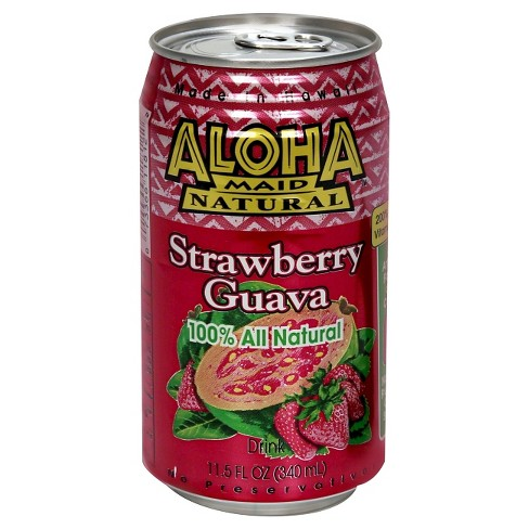 Aloha Strawberry Guava - 6pk/11.5 fl oz Cans - image 1 of 2