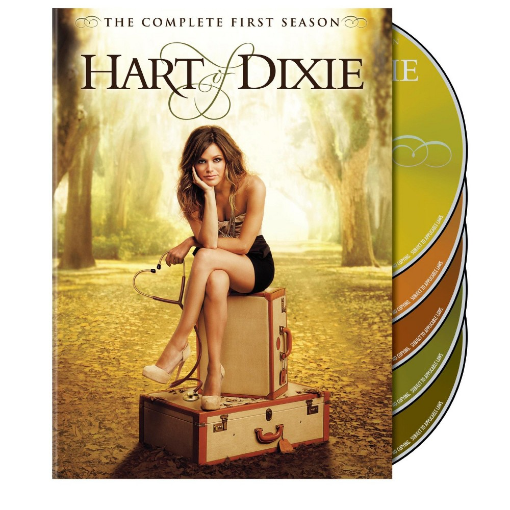 Hart of Dixie: The Complete First Season [5 Discs]