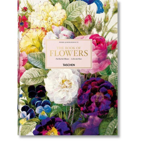 Redout�. Book of Flowers - by  H Walter Lack (Hardcover) - image 1 of 1