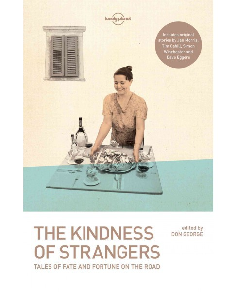 Lonely Planet The Kindness of Strangers (Paperback) - image 1 of 1