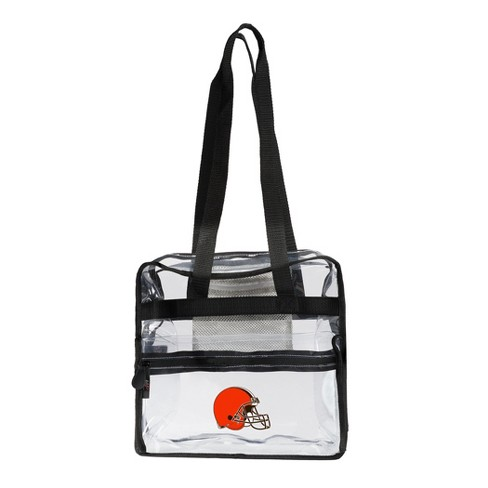 NFL Cleveland Browns The Northwest Co. Clear Zone Stadium Tote - image 1 of 1