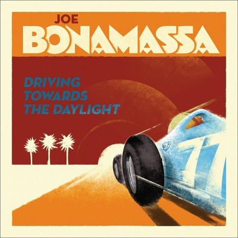 Joe bonamassa - Driving towards the daylight (CD) - image 1 of 1