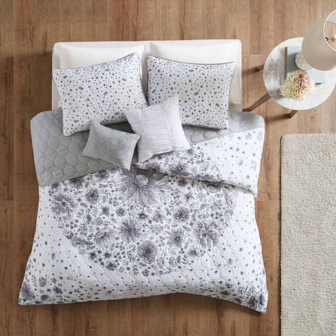 Lucy Reversible Coverlet Set - image 1 of 4