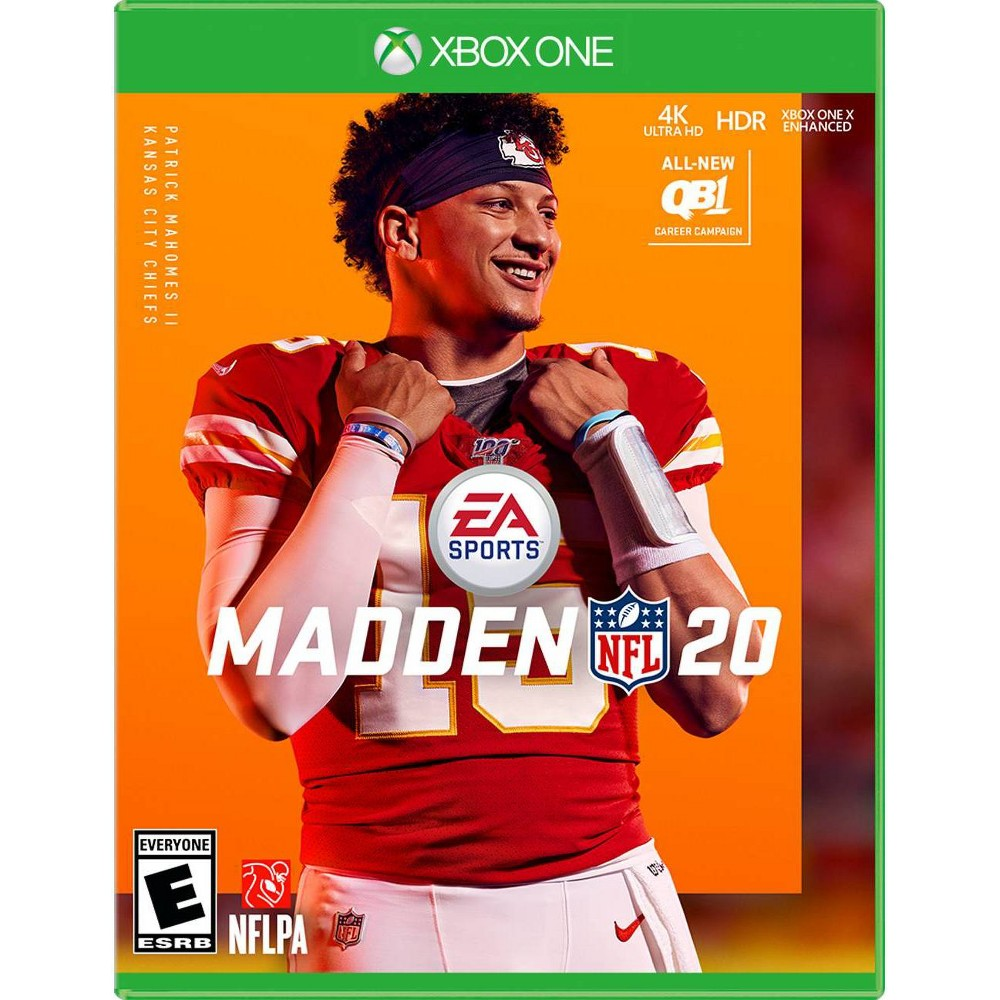 Madden NFL 20 - Xbox One, video games