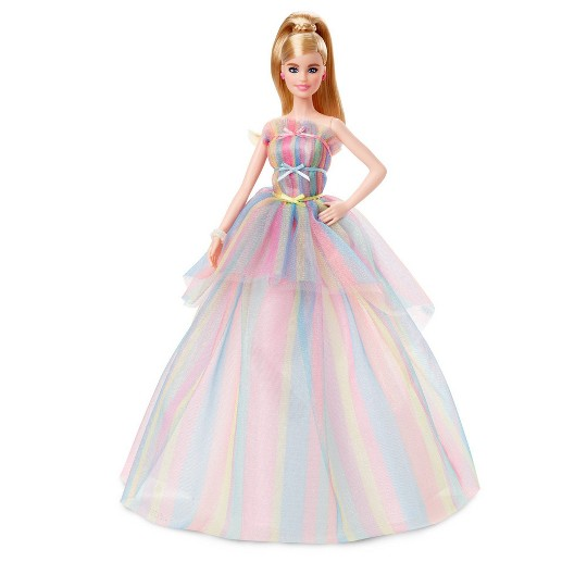 Barbie Signature Birthday Wishes Collector Doll image number null