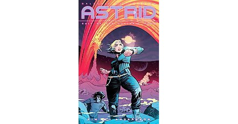 Astrid 1 : Cult of the Volcanic Moon (Paperback) (Kim W. Andersson) - image 1 of 1