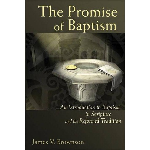 The Promise of Baptism - by  James V Brownson (Paperback) - image 1 of 1
