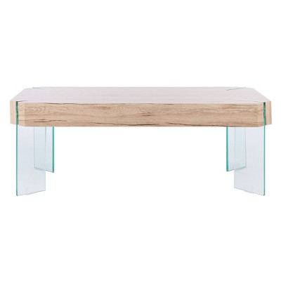 Katelyn Coffee Table Natural - Safavieh