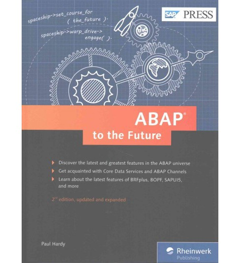 ABAP to the Future (Hardcover) (Paul Hardy) - image 1 of 1