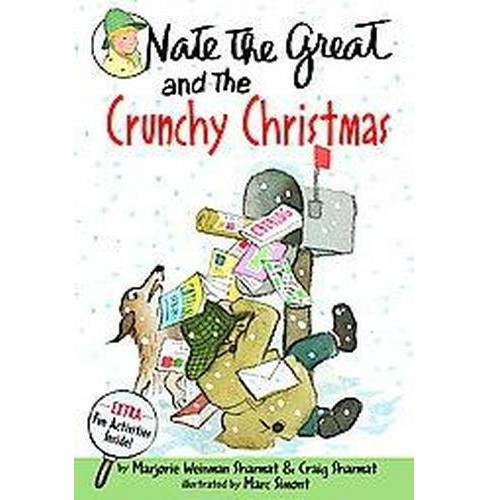 Nate the Great and the Crunchy Christmas (Paperback) (Marjorie Weinman Sharmat & Craig Sharmat) - image 1 of 1