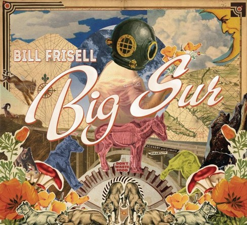 Bill frisell - Big sur (CD) - image 1 of 1