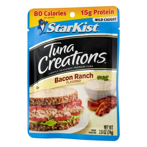 StarKist Tuna Creations Bacon Ranch Pouch - 2.6oz - image 1 of 3