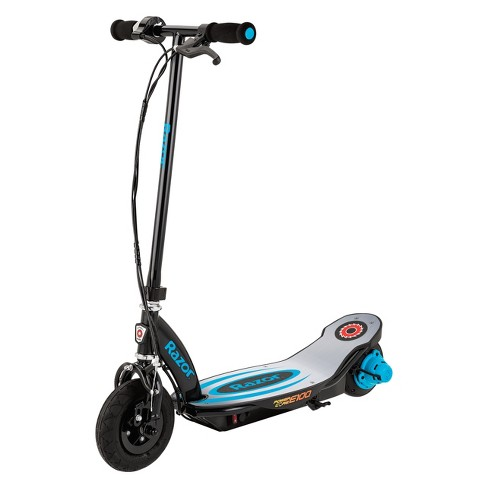 Razor® Power Core E100™ Electric Scooter - Blue/Black - image 1 of 9