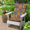DriWeave Disco Floral Adirondack Outdoor Seat Cushion - Arden - image 2 of 2
