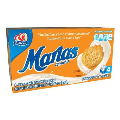 Gamesa Marias Cookies - 19.7oz