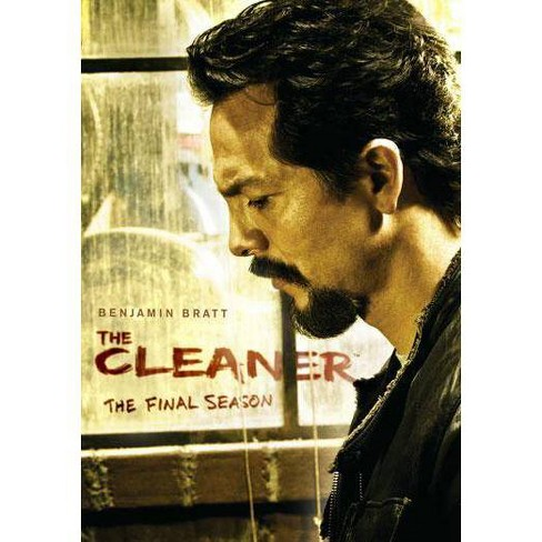 The Cleaner: The Final Season (DVD)(2010) - image 1 of 1