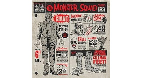 Bruce Broughton - Monster Squad (Ost) (Vinyl) - image 1 of 1