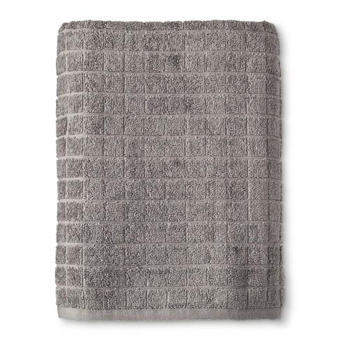 bath towel grid texture bath towels and washcloths : target