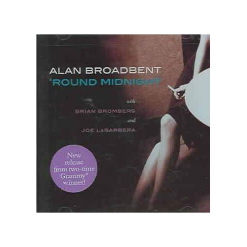 Alan Broadbent - Round Midnight (CD) - image 1 of 1