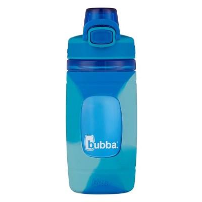Bubba Flo 16oz Plastic/Silicone Kids Water Bottle