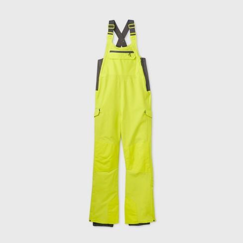 Boys' Waterproof Snow Sport Bib - All In Motion™ Yellow XS : Target