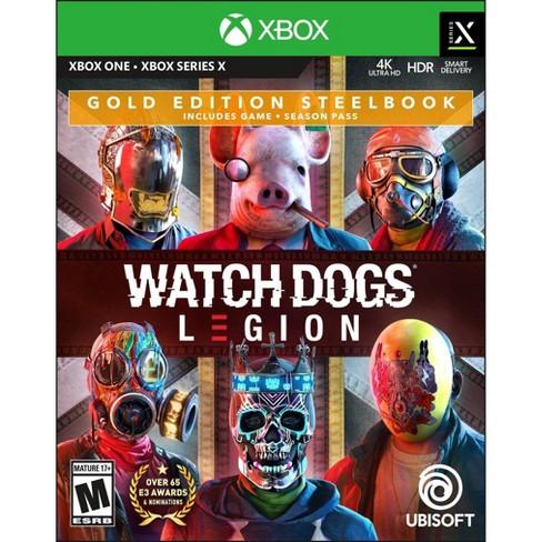 Watch Dogs Legion Gold Edition Steelbook Xbox One Target
