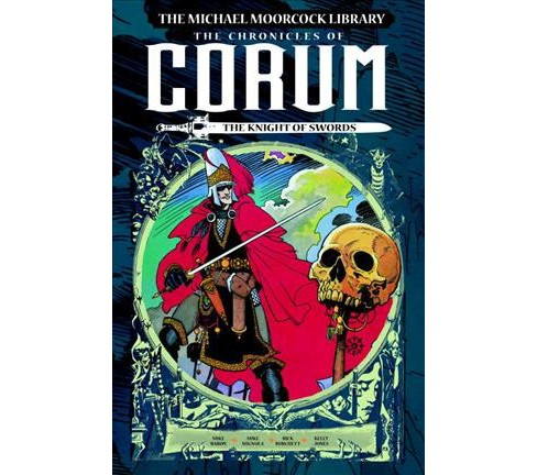 Michael Moorcock Library - the Chronicles of Corum 1 - the Knight of Swords (Hardcover) (Mike Baron) - image 1 of 1