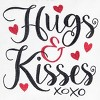 C&F Home Hugs & Kisses Pillow - image 3 of 3