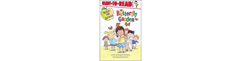 Simon & Schuster Butterfly Garden (Hardcover) (Margaret M...