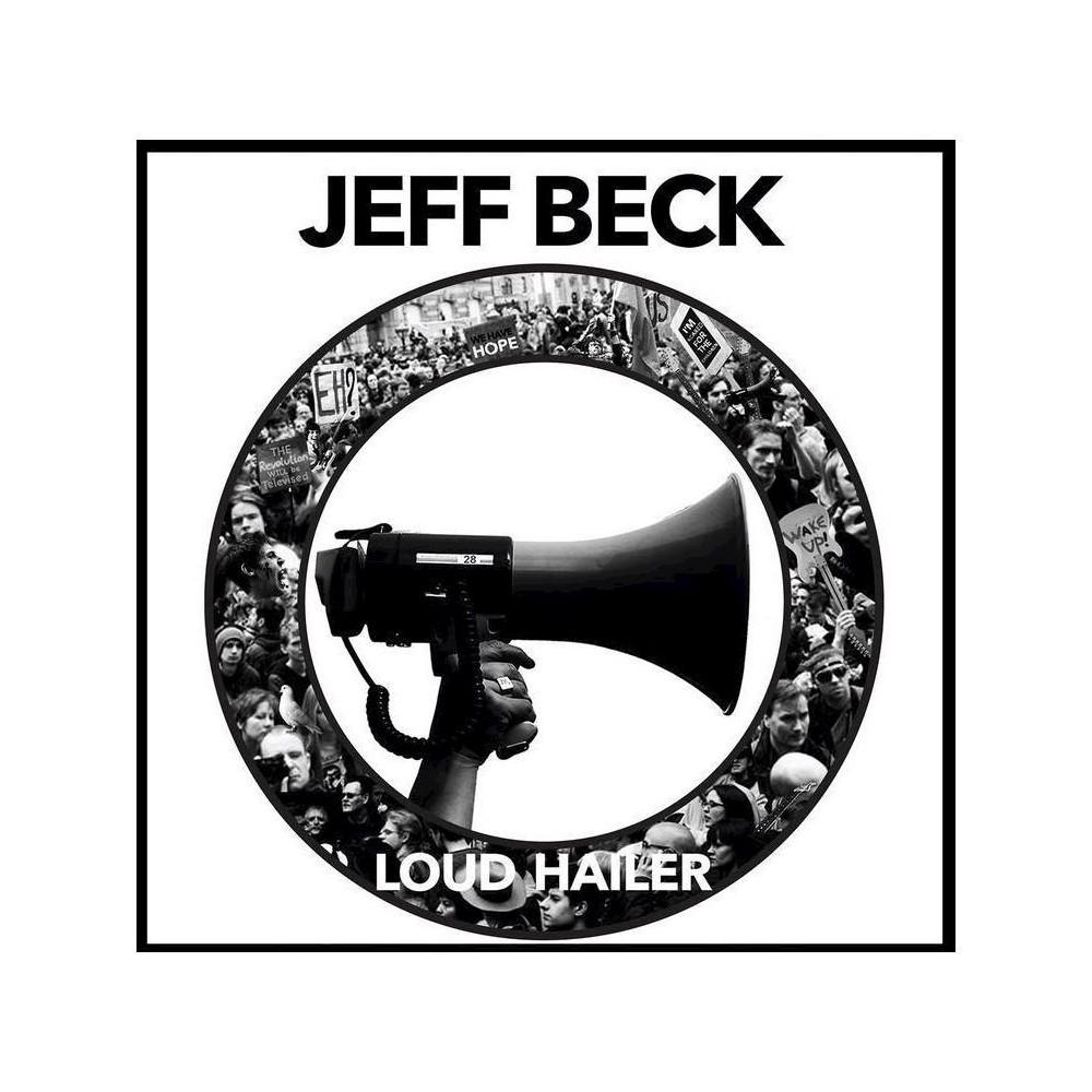 Jeff Beck - Loud Hailer, Pop Music
