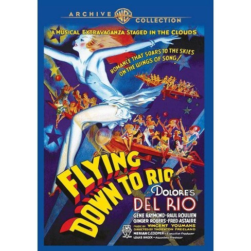 Flying Down To Rio (DVD) - image 1 of 1