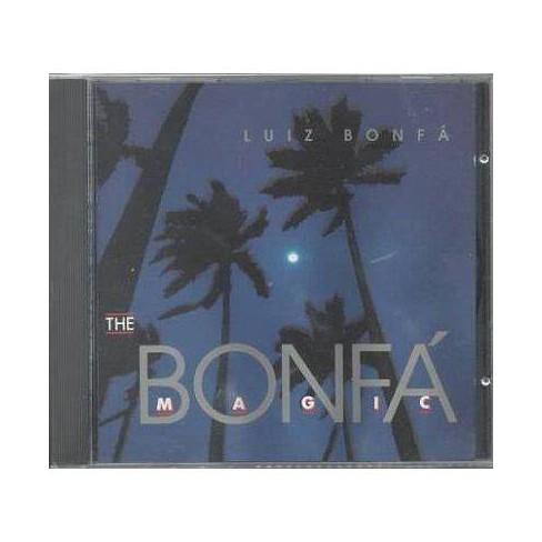 Luiz Bonfa - Bonfa Magic (CD) - image 1 of 1