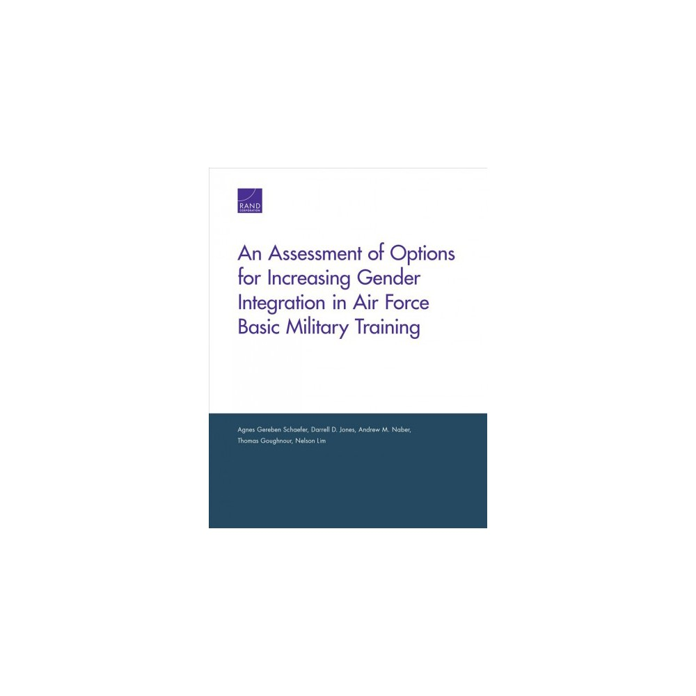 Assessment of Options for Increasing Gender Integration in Air Force Basic Military Training