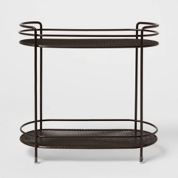 Two Tier Oval Shelf Mesh - Threshold™