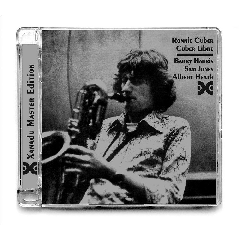 Ronnie Cuber - Cuber Libre (CD)
