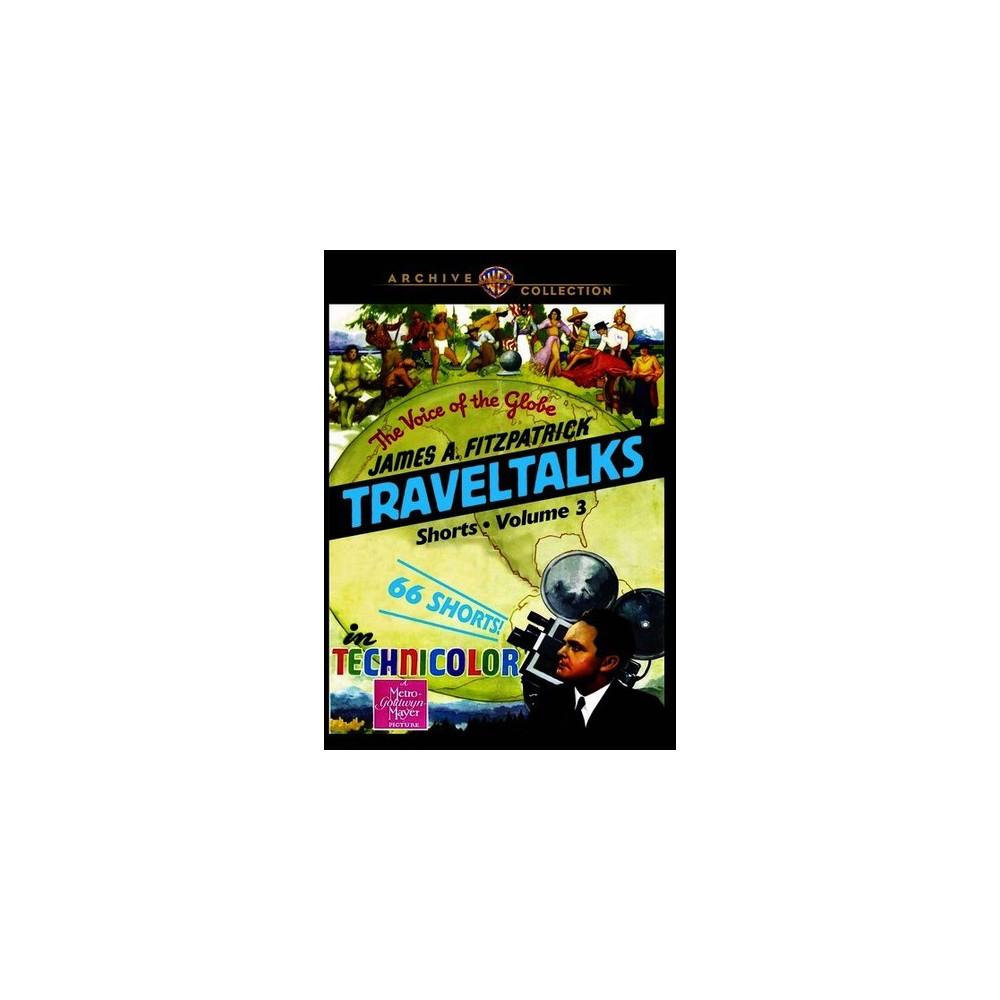 Fitzpatrick Traveltalks:Vol 3 (Dvd)